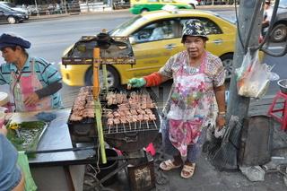 garkueche in bangkok,thailand