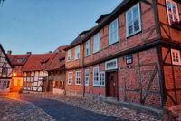 Bilder Abendspaziergang durch die Weltebestadt Quedlinburg harz