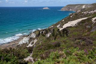 Klippen und Küste am Cap Frehel