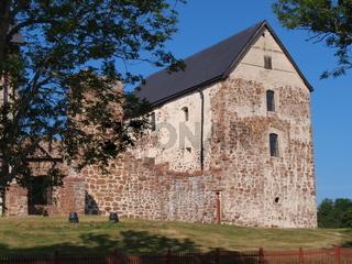 Schloss Kastelholm in Sund, Aland