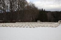 War cemetery Durnbach