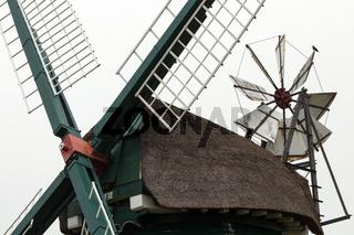 Windmuehle 001. Geltinger Bucht. Deutschland