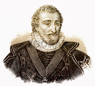 Henry IV, 1553 - 1610, King of Navarre and France