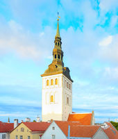 Saint Nicholas church Tallinn, Estonia