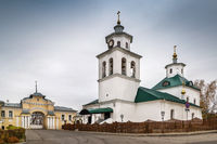 Church of the Transfiguration of the Lord, Polotnyany Zavod, Russia