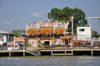 chao phraya fluss,bangkok,thailand