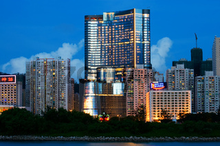 The 6-star casino hotel