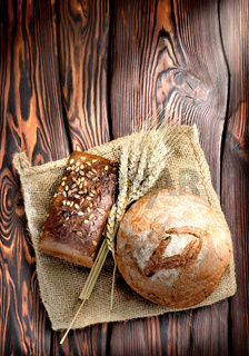Bakery products and wheat
