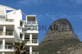 Luxuswohnung am Löwenberg, bei Kapstadt, Südafrika