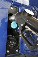 Tankpistole Erdgas