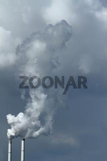 Energiegewinnung - Kraftwerk