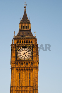 The Clock Tower in London