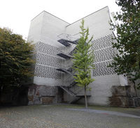 Kolumba Museum für Kirchenkunst des Erzbistums Köln, erbaut auf den Fundamenten der zerstörten St. Kolumba Kirche