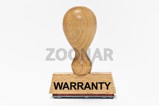 stamp warranty