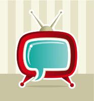 Social media web tv idea idea