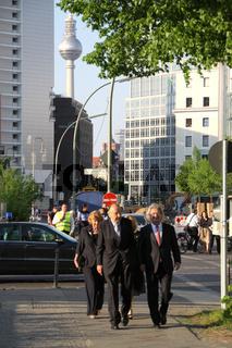 Festakt zum 100. Geburtstag von Axel Springer