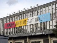 Oper Köln im Staatenhaus - Interim Spielort für Aufführungen während der Opernhaus-Renovierung