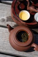 The tea ceremony