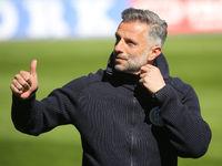 Cheftrainer Tomas Oral FC Ingolstadt 04 DFB  3.Liga Saison 2020-21