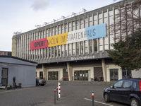 Oper Köln im Staatenhaus - Interim-Spielstääte während der Renovierung des Kölner Opernhauses