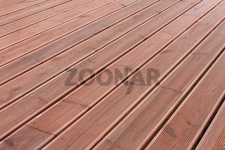 wet wood terrace floor background
