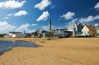 Beach at Provincetown, Cape Cod, Massachusetts
