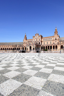 Square of Spain