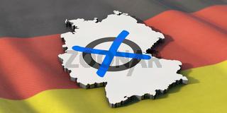 Deutschland wählt - Bundestagswahl
