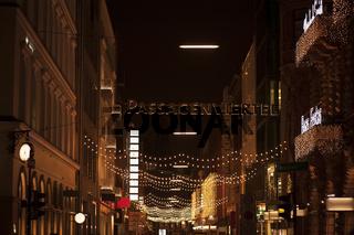 Die Hamburger Innenstadt