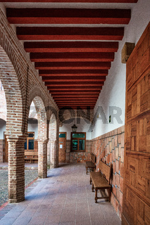 Palace of the Zapata in Llerena, Extremadura, Spain