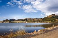 The Otago Peninsula near Dunedin in New Zealand