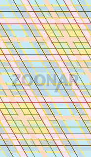 Diagonal Seamless Flannel Pattern