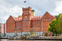 Elite Hotel Marina Tower in Stockholm