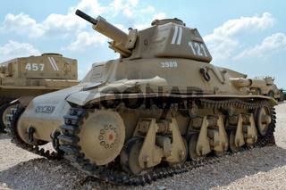 Old tanks