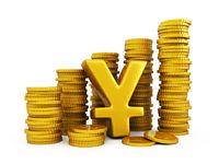 Yen golden coins