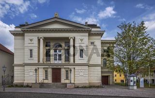 Bernburger Theater Carl Maria von Weber