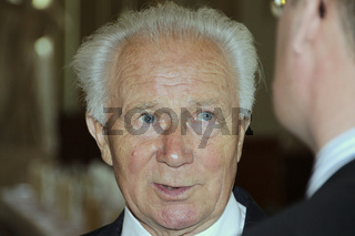 Essen zu Ehren des Berliner Ehrenbürgers Sigmund Jähn