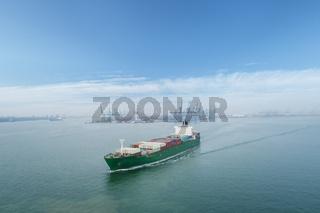 tianjin port landscape