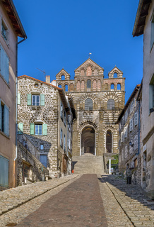 Le Puy Cathedral, France