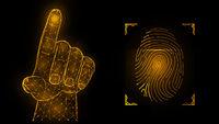 Fingerprint black.eps