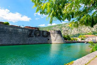 Kotor Bastion fortification