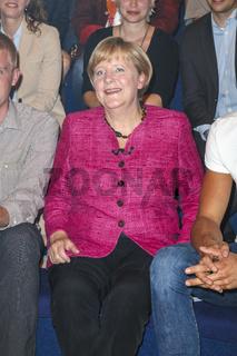 ARD, WDR, NDR, Wahlarena Angela Merkel