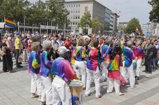 Christopher Street Day in Bielefeld