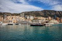 Monaco Monte Carlo Skyline