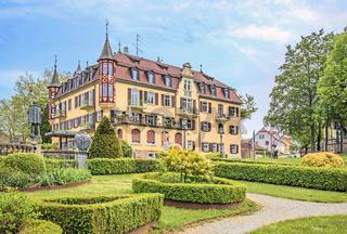 Haus Hohenstein, Heiligenberg, Linzgau. Baden-Württemberg