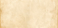 Old parchment paper texture background. Banner