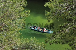 Frankreich: Kahntour im Gorges du Tarn