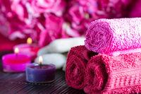 Aromatherapy Spa setting