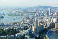 Macau city view