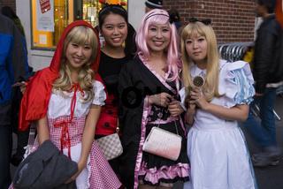 Halloween Parade Greenwich Village